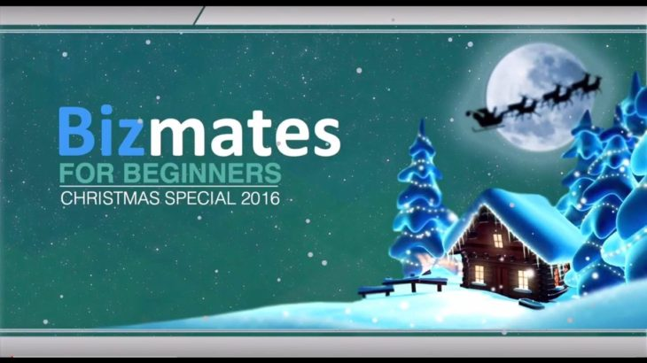 "Bizmates初級ビジネス英会話 ""Christmas Special"""