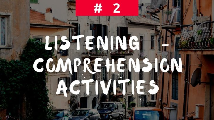 Listening skills practice + audio + exercises #2
