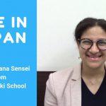 AEON Shiki School – Meet Pollyana sensei