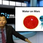 "Bizmates Trendy News 33 ""Water on Mars  """