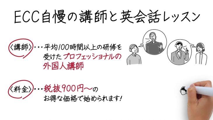 ECCオンラインレッスンのご紹介