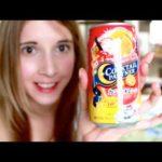 [字幕付き] Drinking in Japan 日本の缶酎ハイと缶カクテル文化