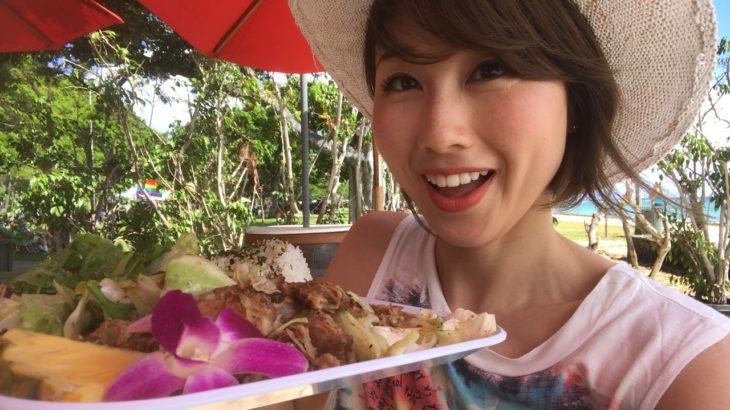 ハワイのプレートランチ!一緒に食べよう⭐️〔#553〕