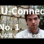 【こんな 言い回し 知ってる? 1】Iron it out の 意味 IU-Connect 英語 #010