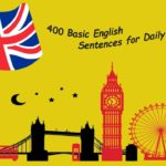 400 Basic English Sentences for Daily Conversations