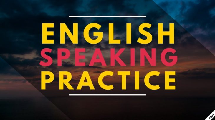English Speaking Practice ||| 500 Useful Questions and Answers in English Conversation ||| English