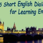 95 Short English Dialogs for Learning English