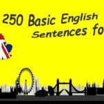 250 Basic English Sentences for Life