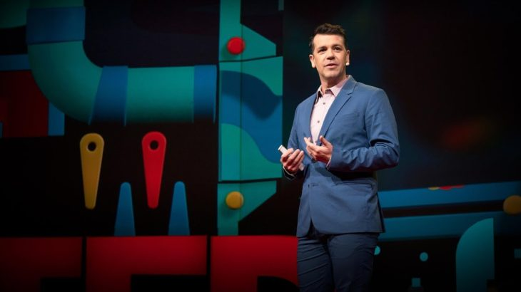 """Stumbling towards intimacy"": An improvised TED Talk 