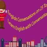 English Conversations on 25 Topics Shopping – Learn English with Conversations