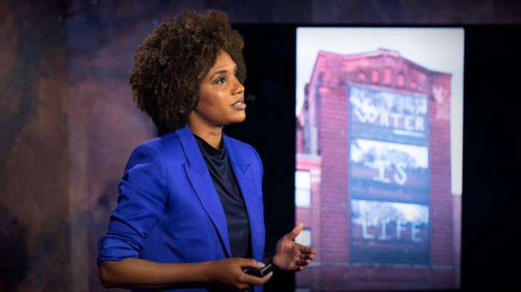 A creative solution for the water crisis in Flint, Michigan | LaToya Ruby Frazier