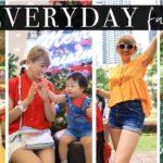 旅行ファッション in Malaysia!My everyday fashion Malaysia!〔#852〕