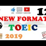 NEW FORMAT FULL TOEIC LISTENING PRACTICE 12 WITH SCRIPTS