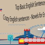 Top Basic English Sentences – Crazy English sentences – Novels for English Learners