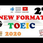 NEW FORMAT FULL TOEIC LISTENING PRACTICE 27 WITH SCRIPTS