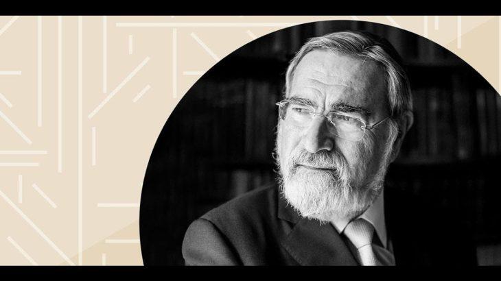 How we can navigate the pandemic with courage and hope | Rabbi Lord Jonathan Sacks