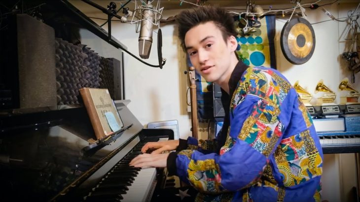 Spectacular, glorious, musical wizardry   Jacob Collier