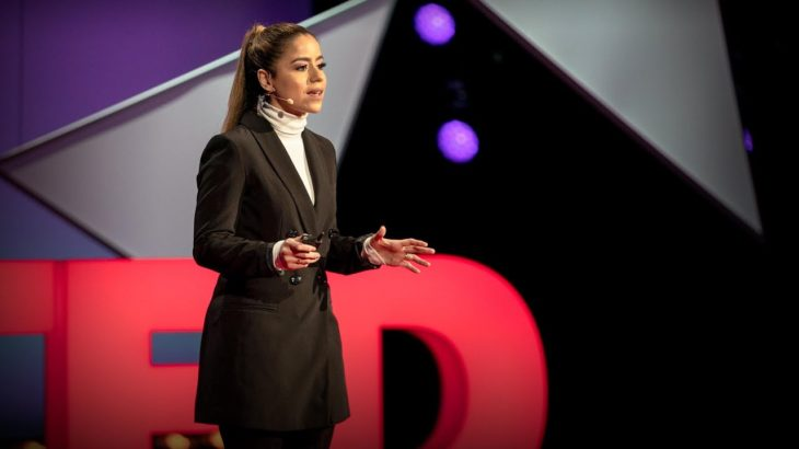Simple, effective tech to connect communities in crisis | Johanna Figueira