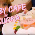 I took my boyfriend to the Kirby Cafe!