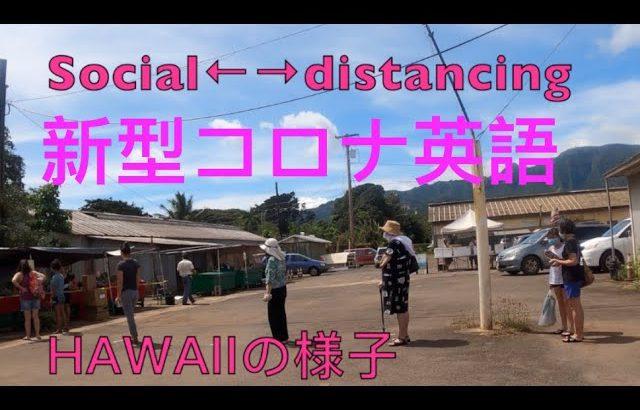 ハッピー英会話レッスンJAPANESE LESSON Vol. 201(新型コロナ言葉 in HAWAII)