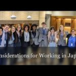AEON Considerations for Working in Japan