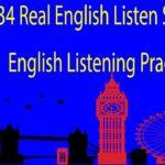 34 Real English Listen Stories – English Listening Practice2