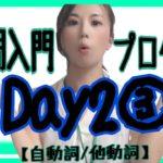英文法 自動詞/他動詞 Day2③/③[#36]