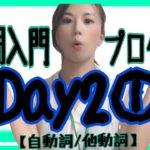 英文法 自動詞/他動詞 Day2①/③[#34]