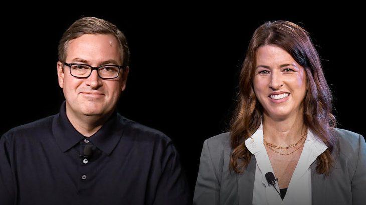 Amazon's climate pledge to be net-zero by 2040   Dave Clark and Kara Hurst