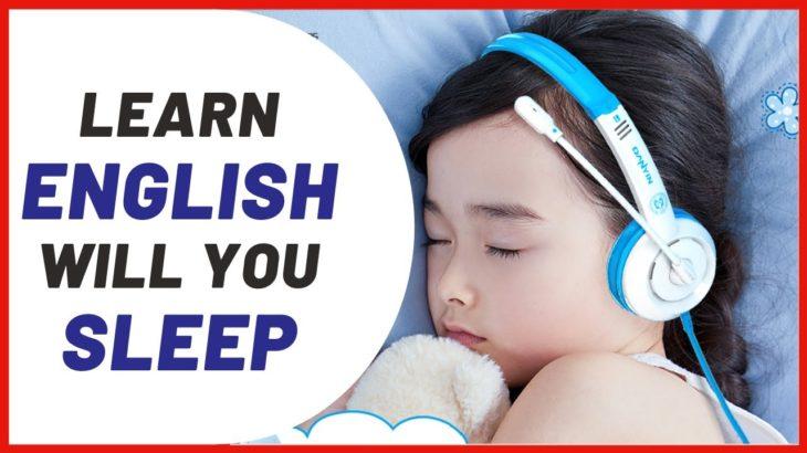 Can we learn English while sleeping?  – تعلم اللغة الإنجليزية وأنت نائم