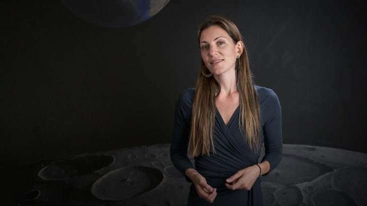 Civilization on the Moon — and what it means for life on Earth | Jessy Kate Schingler